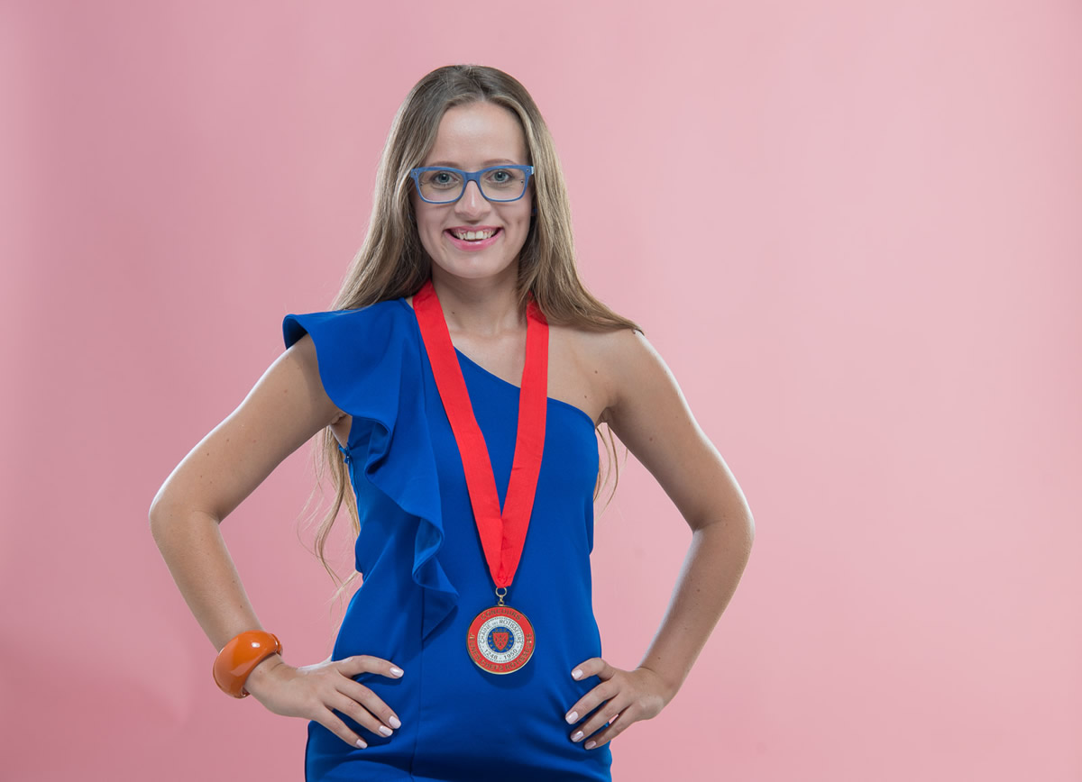 Pereszlényi Alexandra séf világbajnokság